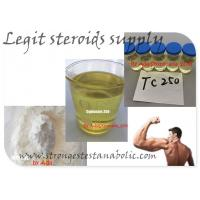 Legit Bodybuilding Anabolic Steroids Testosterone Cypionate Powder 99.2% Purity