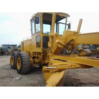 China China Lowest price Good  quality construction Machinery used CAT motor grader 140H for sale on sale