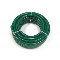 China Flexible PVC Reinforced Hose , PVC Garden Water Hose For Irrigation / Cleaning wholesale