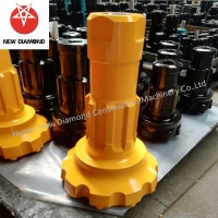 China DHD360 COP64165mm Carbide Mining DTH Hammer Bits wholesale