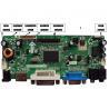 China HDMI+DVI+VGA+Audio LCD/LED Controller Board Model support 1920X1080 wholesale
