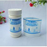 China Waterproof Shrink Film Labels , Custom Shrink Wrap Labels Every Size Available wholesale