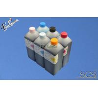 China Dye Based Eco-Solvent Ink For Epson Series Inkjet printer Printting Inks on sale