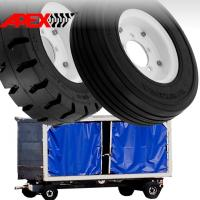 APEX Airport Ground Support Equipment Tire for 8, 9, 10, 12, 15 inch GSE Tyre