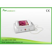 China 5MHZ Non Insulated White Fractional Microneedle RF For Scar Removal wholesale