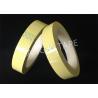 China PET film insulation light yellow tape wholesale