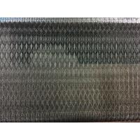 China Household Air Conditioner Filter Mesh Black / White Mildew Proof Moisture Resistance wholesale