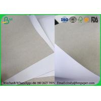China High Stiffness Coated Duplex Board Paper 200g - 400g For Making Toy Boxes wholesale
