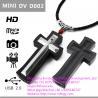 China Wholesales Best Mini  Spy Jesus Cross Camera DV   Christian Cross Necklace  Made In China wholesale