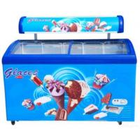 Buy cheap Display Freezer (curved Glass Doors) from wholesalers