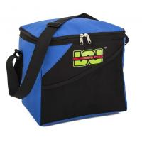 Buy cheap 600D stripe cooler bag with tote hand-5110B from wholesalers