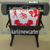 China 24 Inches Cutting Plotter With ARMS Vinyl Cutter With Optic Eye Contour Cutting plotter wholesale