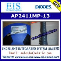 China AP2411MP-13 - DIODES - 2.0A SINGLE CHANNEL CURRENT-LIMITED POWER SWITCH WITH LATCH-OFF wholesale