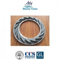 China T- Mitsubishi Turbocharger / T- MET Series Turbocharger Diffuser For Marine And Stationary Engines wholesale