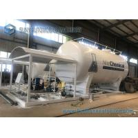 China Professional LPG Tank Trailer Skid Station For Refilling LPG To LPG Cylinder wholesale