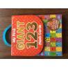 China CMYK Print Kraft  Paper Packing Box / Folding Gift Box For Kids Books wholesale