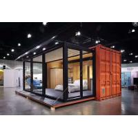 China Prefab Shipping Container Homes , Storage Container Houses Steel Structure wholesale