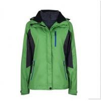 China Hot sale Polyester detachable 3 in 1 cheap windbreaker jacket wholesale