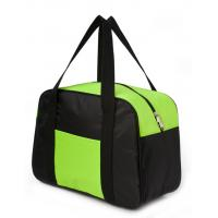 China 420D Insulated Cooler Bag In Green Color- HAC13018 wholesale