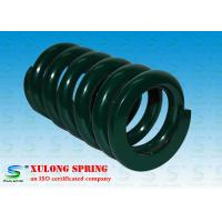 China Powder Coated SUP 7 Alloy Steel Compression Springs ISO9001 Certification wholesale