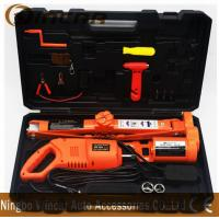 China 3 TON Capacity Electric Car Jack With Electric Wrench one Set Box wholesale