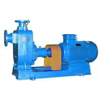 China Smooth Operation Self Priming Centrifugal Pump , Self Priming Circulation Pump 1450-2900rpm wholesale