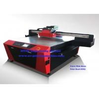 China Commercial Multicolor UV Curable Printer For Stationery and package wholesale