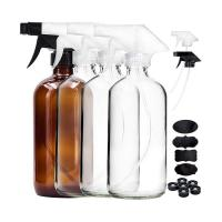 China Hdpe  Empty Spray Bottle , Empty Hand Sanitizer Bottles With Lotion Pump wholesale