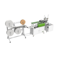China Upper Roller 60pcs/Min Face Mask Manufacturing Machine wholesale