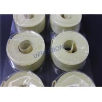 China Fiberglass Reinforced Garniture Tape 100% Aramid With Long Life Service on sale