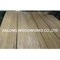 China Hotel Furniture Natural Wood Walnut Veneer Plywood Quarter Cut Grain AAA Grade wholesale
