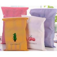 China Recyclable EVA Plastic Pouch Packaging Underwear Plastic Zipper Pouch wholesale