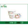 China Big Capacity Custom Printing ice cream bowls paper Biodegradable 16oz wholesale