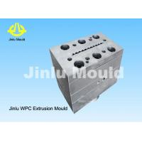 China PVC wave plate extrusion mould  China mould on sale