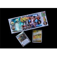 China Children Family Board Games Custom Printing with Customized Cardboard Box wholesale