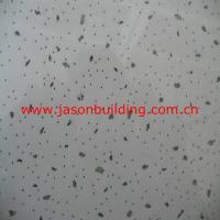 China Mineral fiber board ceiling tiles on sale