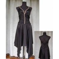 China 100%silk Dress for Ladies VR9145 on sale