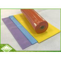 China Spunbonded Non Woven Fabric Cloth / Non Woven Polypropylene Roll For Table Cover wholesale