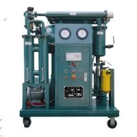 China Highly Effective Vacuum Transformer Oil Purifier/Oil Filter (Series ZY) wholesale