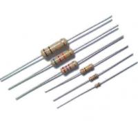 China Small 2W E24 22M Ohm Carbon Film Resistor / Thin Film Resistor For Electronic Ballasts wholesale