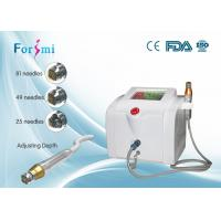 China Micro Needles Fractional RF Facial skin lutronic micro needling toronto for acne scars radio wrinkle wholesale