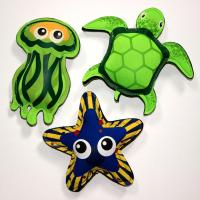Buy cheap Kids Swimming Pool Fashionable Toys Neoprene Diving Animals from wholesalers