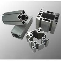 China Anodized Aluminium Extruded Products For Production Line / Assembly Line on sale