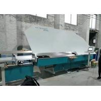 China Automatic Bending Machine Touch Screen Operation With Four Spacer Storage wholesale
