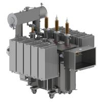 Buy cheap 30KVA-2500KVA Oil Immersed Transformer , 3 Phase Power And Distribution Transformer from wholesalers