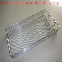 China wire mesh for Medical instrument/ stainless steel wire mesh cleaning baskets(manufacture) wholesale