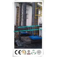 China Rotary Tig Mig Welding Center Of Pipe Welding Manipulator , Lincoln DC1000 Welder wholesale