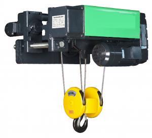 China Automated Hoisting Systems Custom Low Headroom Electric Rope Hoist SHA-XD Type wholesale
