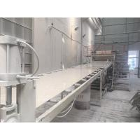 China Hot Stamping Surface PVC Imitation Marble Sheet Extrusion Machine 195KW Installation Power wholesale