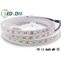 Buy cheap 3M Tape Flexible LED Strip Lights Low Voltage DC12V 24V 14.4W/M SMD 5050 RGB from wholesalers